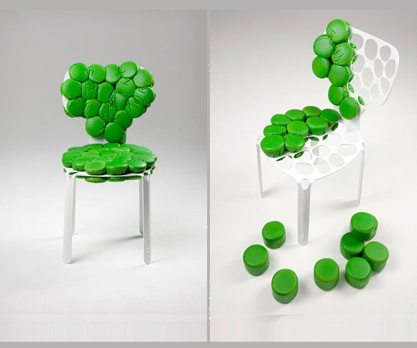 Award Winning Creative Bone Chair