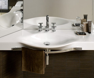 Award-Winning Palace Sink by Laufen