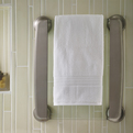 Award-Winning Towel Warmers made with Heated-Glass!