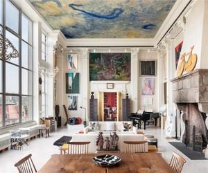 Awe-inspiring Manhattan Artist's Residence