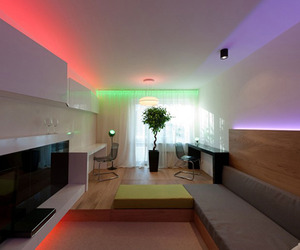 Awesome Rainbow-Like Illumination System For Your Home