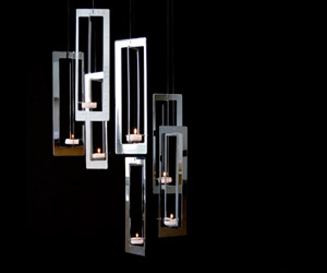Axi Tealight Pendants