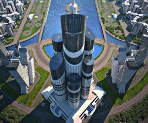 Azerbaijan Tower Set To Become Tallest Building