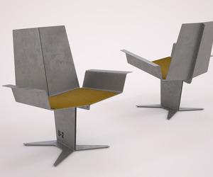 B-2 Lounge Chair