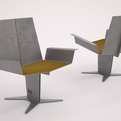B-2 Lounge Chair