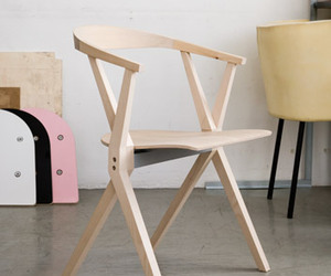 B Chair by Konstantin Grcic