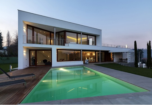 B house in italy by damilano studio for Italy b b