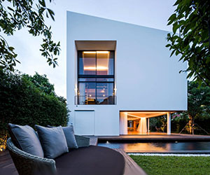Baan Moom House by IF