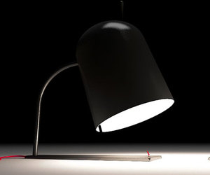 Babba Table Lamp by studio belenko!
