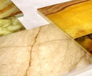 Backlit Onyx Panels