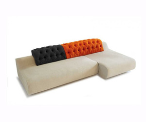 BACO sofa by Sara Ferrari Design