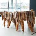 Baguette Tables by Studio Rygalik