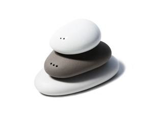 Balance, Salt & Pepper + Dipping Plate