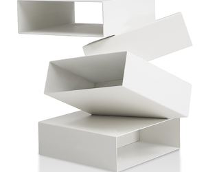 ... Balancing Boxes Design By Porro STARBUCK Sideboard ...