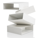 Balancing Boxes Design by Porro