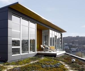 Ballard Cut Residence Seattle