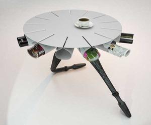 Ballerina-Inspired Table