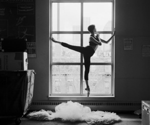 ballerina photo project