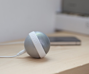 Ballo Speaker by BERNHARD | BURKARD for OYO
