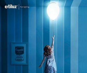 Balloon Lamp By Estiluz