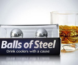 Balls of Steel Whisky Coolers | Matthew Geddie