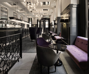 Balthazar Champagne Bar by Space Copenhagen