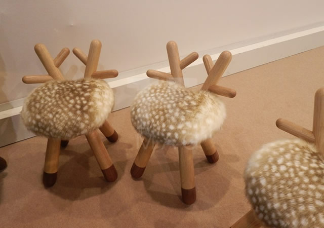 Bambi Chair By Kamina Amp C