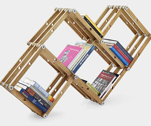 Bambica Modular Shelving System