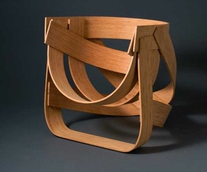 Bamboestoel Bamboo Chair By Tejo Remy & René Veenhuizen