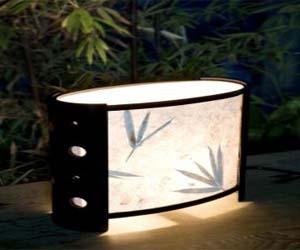Bamboo Lighting for Eco-friendly Interior Design