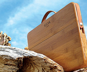 Bamboo Macbook Pro Case by Grass Wood