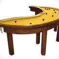Banana Pool Table By Cléon Daniel