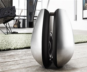 Bang & Olufsen's New Subwoofer Goes Beyond the Box