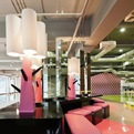 Bangkok University Lounge by Supermachine