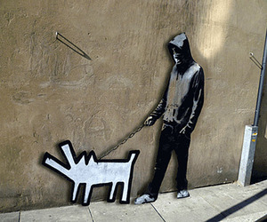 Banksy Street Art Turned into Animated Gifs