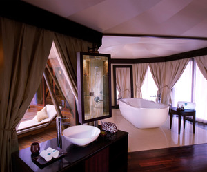 Banyan Tree Al Wadi Resort in the United Arab Emirates