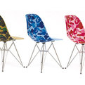 Bape X Modernica Camouflage Chair