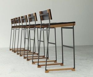 Bar Stool by Token