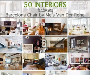 Barcelona Chair by Meis Van Der Rohe