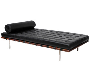 Barcelona Day Bed by Mies Van Der Rohe