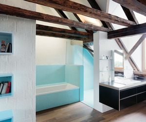Barn Conversion by Atelier Neuenschwander