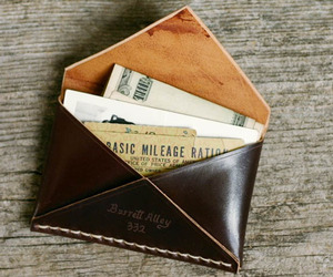 Barrett Alley Leather Disciple Wallet