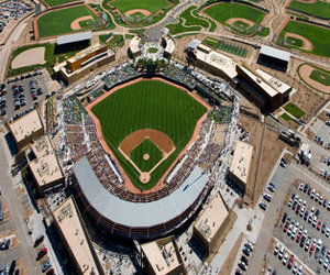 Baseball Stadium Complex In Arizona