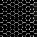 Basic Black Mosaic Tiles