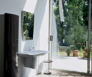 Bathroom by Former Apple Designer
