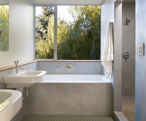 Bathroom design by SHED Architecture & Design