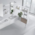 Metropolis Bathroom Furniture Collection