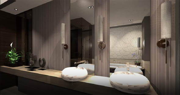 bathroom interior designs by exit design. beautiful ideas. Home Design Ideas