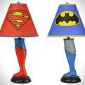 Batman Leg Lamps
