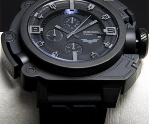 Batman The Dark Knight Chronograph Watch by Diesel